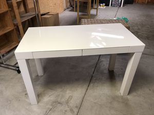 West Elm Parsons desk with drawers for Sale in Mountain View, CA