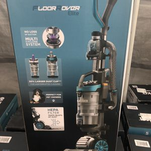 Eureka Floor Elite Vacuum Multi Cyclone System 50% Large Dust Cup Perfect For Pet. Easy empty dust cup, washable Filter soft engine and powerful. Open for Sale in San Diego, CA