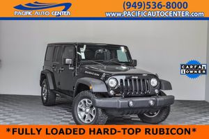 2017 Jeep Wrangler Unlimited for Sale in Costa Mesa, CA