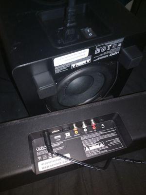 Vizio Bluetooth speaker and sub for Sale in Tampa, FL