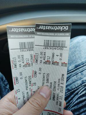 Romeo Santos Tickets for Sale in Orlando, FL