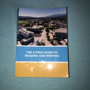 The citrus guide to reading and writing for Sale in Pomona, CA
