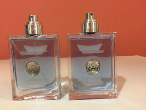 Authentic Versace pour homme 100 ml for Sale in Centreville, VA