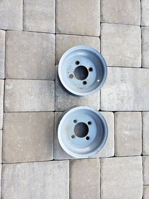 Small Utility Trailer Wheels For Sale for Sale in Port Charlotte, FL