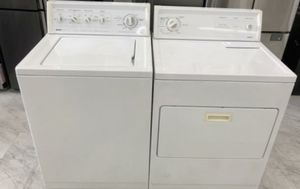 LIQUIDATION! Kenmore Top Load Washer and Gas Dryer Set for Sale in San Jose, CA