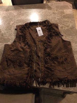 Fringe Hippie Vest for Sale in Ontario, CA