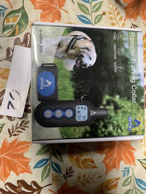 Patpet dog training collar for Sale in Whittier, CA