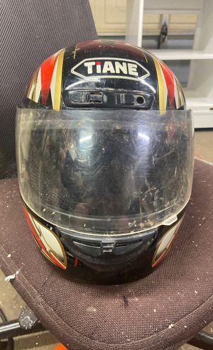 Tiane Motorcycle Helmet for Sale in Fort Worth, TX