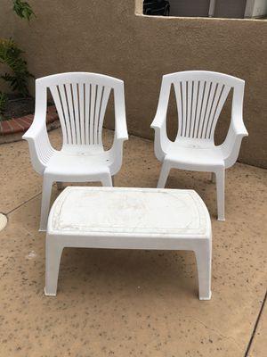 Outside Patio Furniture for Sale in Chula Vista, CA