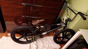 S&M Custom BMX bike - $600 OBO for Sale in Chantilly, VA