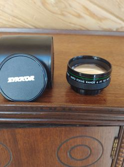 Zykkor Telephoto Lens With Case for Sale in Jarrettsville,  MD