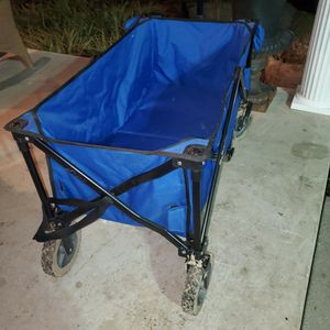 Foldable Canvas Wagon for Sale in Canal Winchester, OH