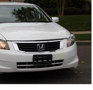 $800 Freshly Painted 2008 Honda Accord white V4 for Sale in Birmingham, AL