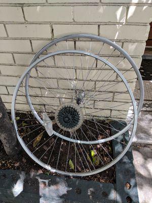 700c road bike wheels for Sale in San Francisco, CA
