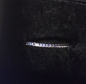 Sterling Silver Sapphire Ring for Sale in Hurst, TX