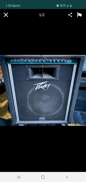 Peavey guitar/keyboard amp for Sale in Oregon City, OR