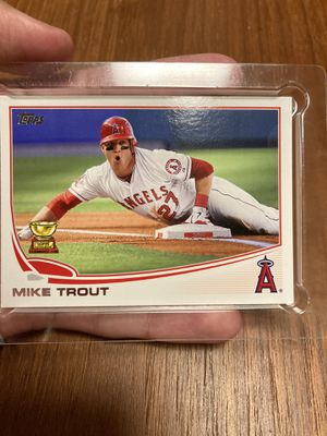 2012 Topps #27 Mike Trout Baseball Card for Sale in Aurora, IL