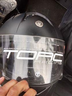 Torc Racing Bluetooth Helmet for Sale in South El Monte,  CA