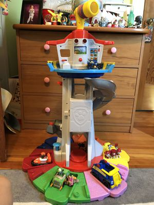 Paw Patrol Lookout Tower for Sale in Portland, OR