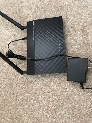 Asus AC1200 router for Sale in Naperville, IL