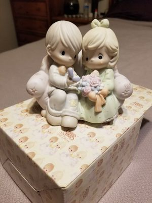 Precious Moments engagement figurine for Sale in Chandler, AZ