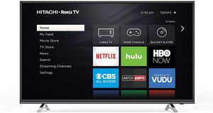"Great Brand New Like Hitachi Roku TV 32"" for Sale in Janesville, WI"
