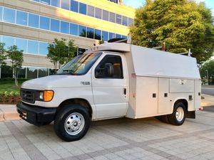 2006 ford e350 kuv Service truck utility for Sale in Gaithersburg, MD