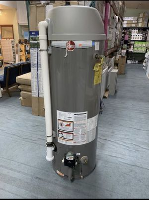Rheem High Efficiency Power Direct Vent 48 Gal. Tall Liquid Residential Propane Water Heater for Sale in Houston, TX