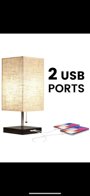 2 Table Lamp for Sale in Miami, FL