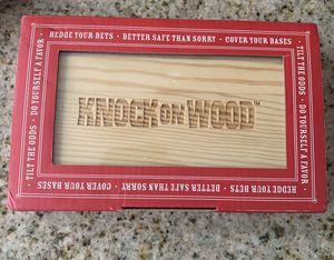Knock on Wood for Sale in Norwalk, CA