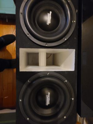 Resilient sounds platinum 12s and new recones for Sale in Wayland, MI