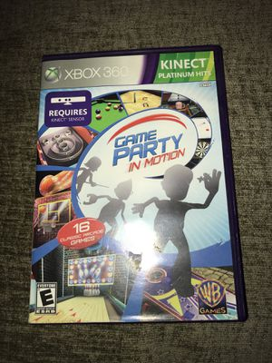Xbox 360 Kinect Game for Sale in Arlington, VA