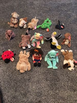 Beanie babies for Sale in Cypress, TX