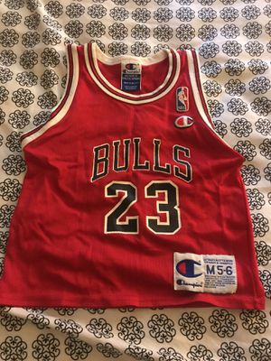 Toddler authentic micheal Jordan jersey. for Sale in Las Vegas, NV