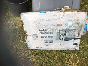 Dog cage for Sale in Elma, WA