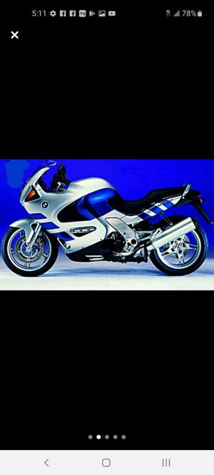 BMW motorcycle rs1200 130hp 270mph for Sale in Hudson, FL