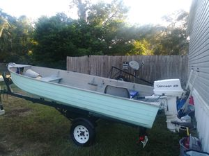 1971 mirocaft 25 hp seahores johnson key start for Sale in NEW PRT RCHY, FL