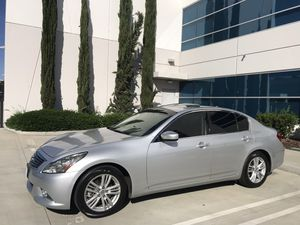 2011 Infiniti g25 like g35 for Sale in Los Angeles, CA