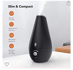 Ultra Quiet Humidifier for Sale in Riverside, CA