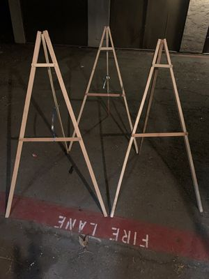 Canvas Holder Easel for Sale in San Diego, CA