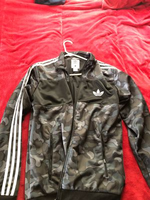 Bape x Adidas jacket for Sale in Norman, OK