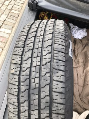 Goodyear wrangler tires!! 265/65/18 $300 for Sale in New York, NY