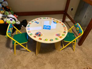 Kids table and chairs for Sale in Forest Grove, OR