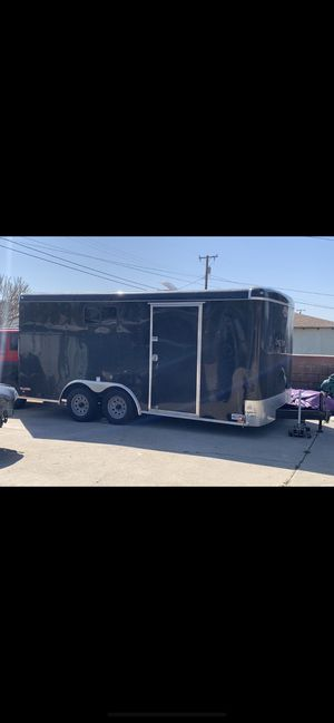 2018 enclosed trailer for Sale in Fontana, CA