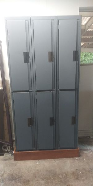 Lockers free for Sale in Kent, WA