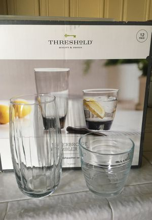 Set of Glasses for Sale in Ontario, CA