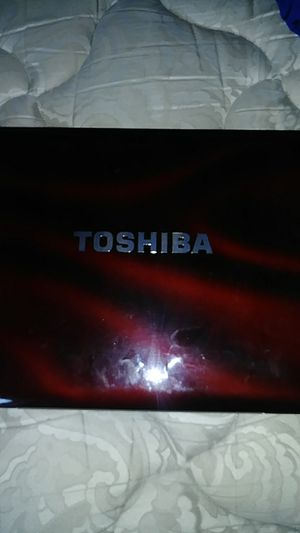 Toshiba laptop/ for parts only! for Sale in Federal Way, WA
