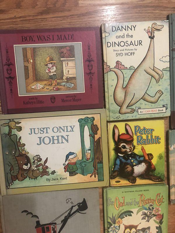 Lot of 1900s children books