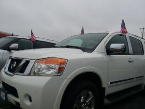 2010 nissan armada platinum 4wd for Sale in Manassas, VA
