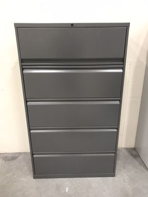 Lateral 5-Drawer Filing Cabinet for Sale in Miami, FL